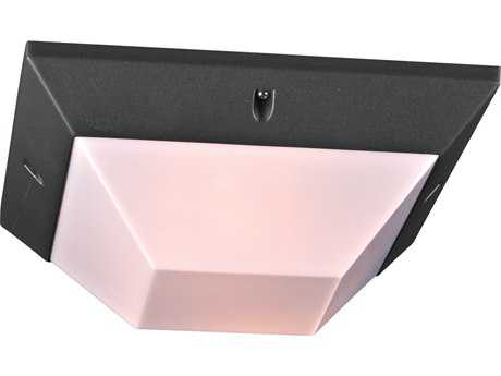 PLC Lighting Harrison Bronze Fluorescent-GU24 Outdoor Ceiling & Wall Light (Sold in 2)