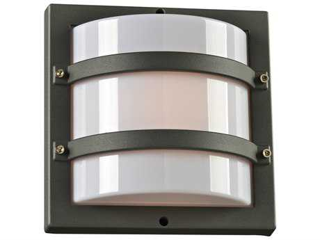 PLC Lighting SPA Bronze Incandescent Outdoor Wall Light (Sold in 3)