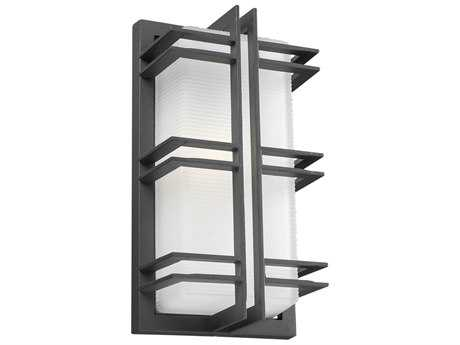 PLC Lighting Gulf Bronze Fluorescent-Quad13 Outdoor Wall Light