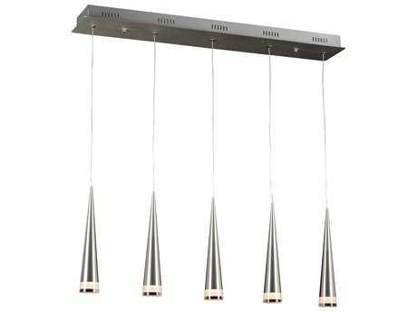 PLC Lighting Bitro Aluminum 36'' Wide LED Island Light