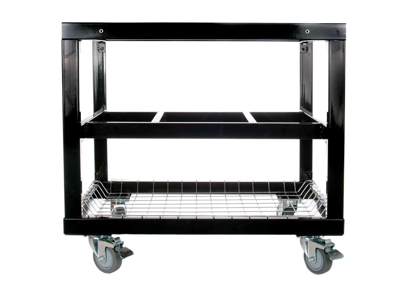 Primo Oval (400) XL Ceramic Smoker In Steel Cart