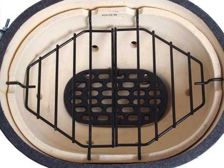 Primo Heat Deflector Rack/Drip Pan Rack Oval LG 300 (2 pcs.) PatioLiving