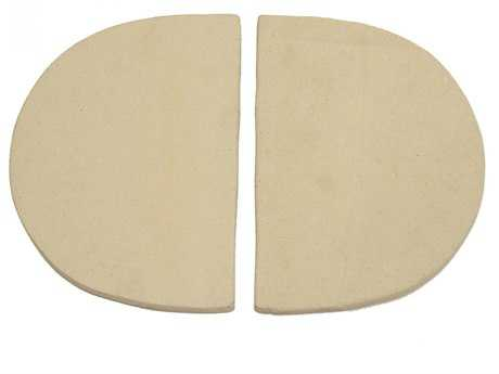 Primo Heat Deflector Plates Oval XL 400 (2 pcs.) PatioLiving