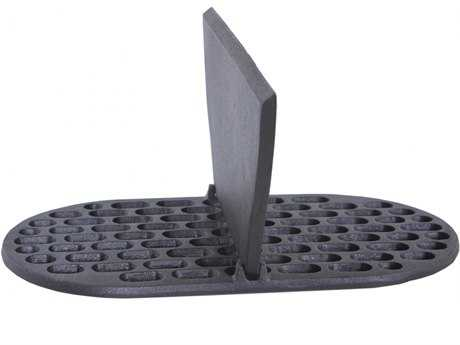 Primo Firebox Oval XL 400 Cast Iron Divider PatioLiving