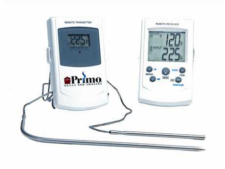 Primo Remote Wireless Thermometer PatioLiving