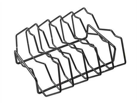 Primo 5-Slot Rib Rack Oval XL 400/LG 300/JR 200/Kamado PatioLiving