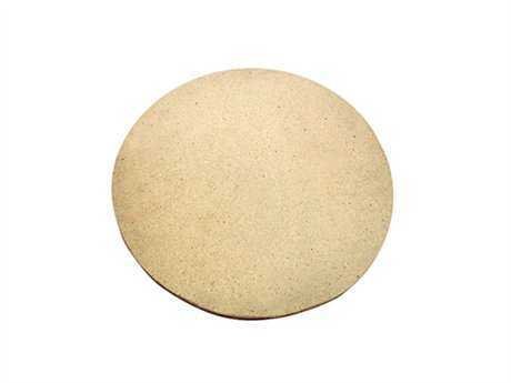 Primo 13'' Natural Finish Baking Stone for XL 400  LG 300  JR 200  Kamado (#350) PM350