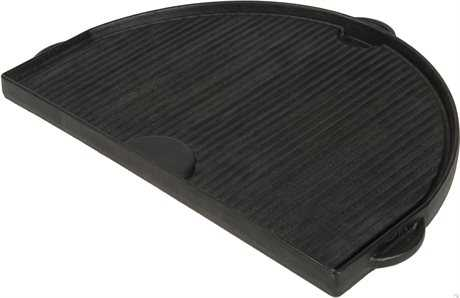 Primo Cast Iron Griddle Oval XL 400 PatioLiving
