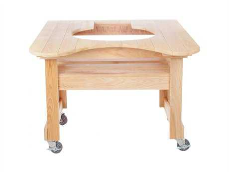 Primo Cypress Oval XL 400 Wood Table