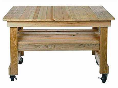 Primo Cypress Prep Table