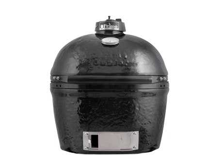 Primo Oval Jr 200 Ceramic Grill Smoker PatioLiving