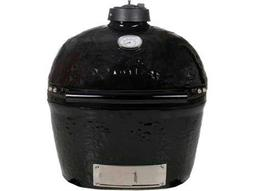 Oval Large 300 Ceramic Grill Smoker