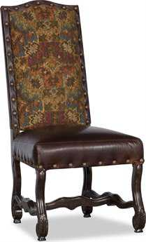 Paul Robert Autry Tortoise Accent Side Chair