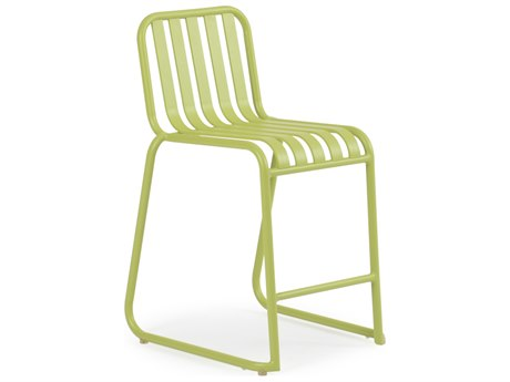 Palm Springs Rattan 0100 Series Aluminum Counter Height Stool PS0144