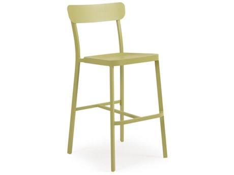 Palm Springs Rattan 0200 Series Aluminum Bar Height Stool