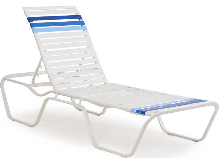 Palm springs rattan aluminum 1600 series chaise lounge for Chaise serie 7