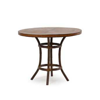 Palm Springs Rattan Aluminum 2400 Series 36 Round Bistro Table