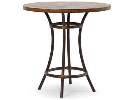 Palm Springs Rattan Aluminum 2400 Series 36 Round Counter Table