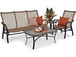 Palm Springs Rattan Lounge Sets Category