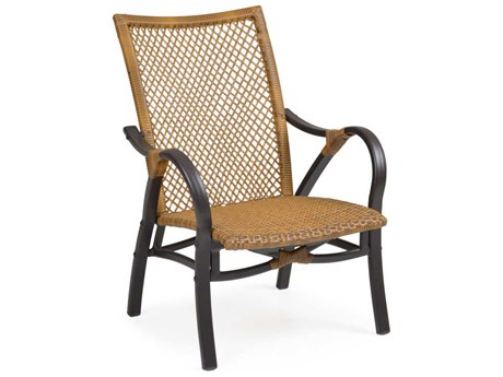Palm Springs Rattan Cape Town Aluminum Lounge Chair PatioLiving