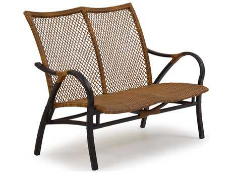 Palm Springs Rattan Aluminum 3200 Series Loveseat