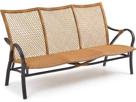 Palm Springs Rattan Aluminum 3200 Series Sofa