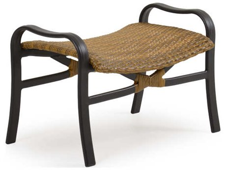 Palm Springs Rattan 3200 Series Square Ottoman