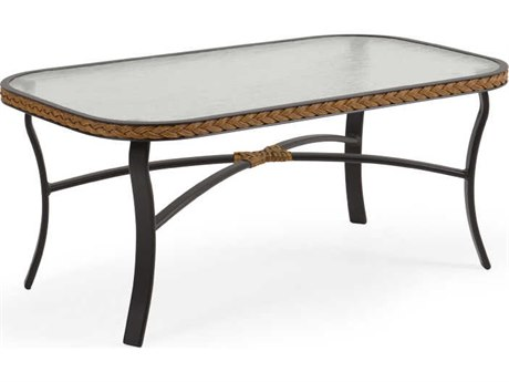 Palm Springs Rattan 3200 Series 42 x 24 Coffee Table
