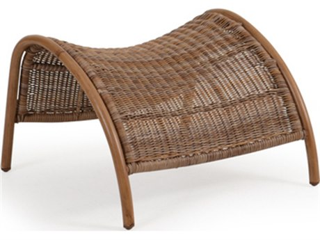 Palm Springs Rattan 4000 Series Wicker Relax Ottoman