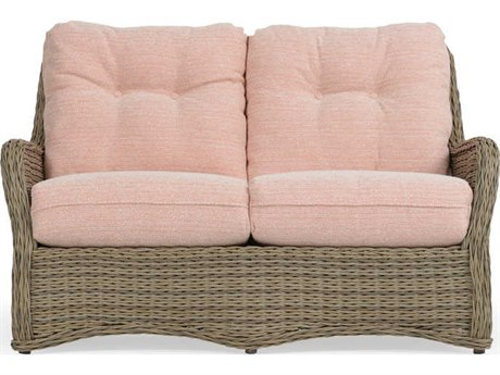 Palm Springs Rattan 4300 Series Deep Seating Loveseat