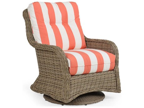 Palm Springs Rattan 4300 Series Swivel Glider Lounge Chair