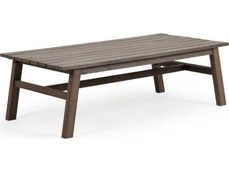 Palm Springs Rattan 5200 Series Rectangle Cocktail Table