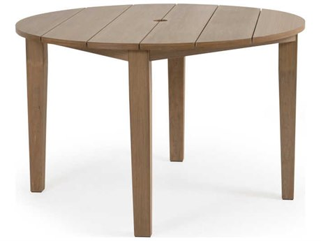 Palm Springs Rattan 5200 Series Round Dining Table