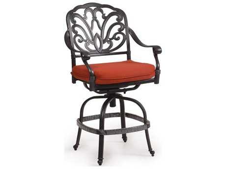 Palm Springs Rattan 5600 Series Swivel Counter Stool