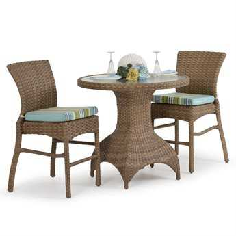 Palm Springs Rattan 6000 Series Counter Set