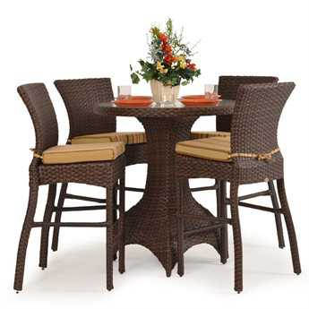 Palm Springs Rattan 5600 Series Bar Set