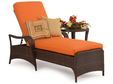 Palm Springs Rattan Alexandria Wicker Lounge Set PatioLiving