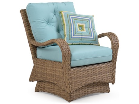 Palm Springs Rattan 6000 Series Deep Seating Spring Chair Replacement Cushions