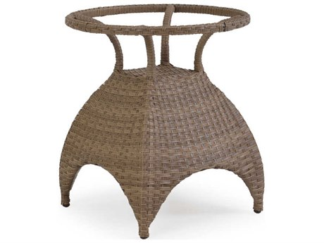 Palm Springs Rattan Alexandria Wicker Dining Table Base