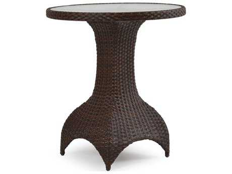 Palm Springs Rattan 6000 Series 39.5 x 36.25 Round  Bar Height Table