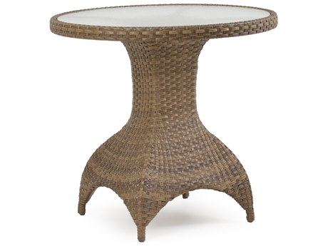 Palm Springs Rattan 6000 Series 34 x 36.25 Round  Counter Height Table