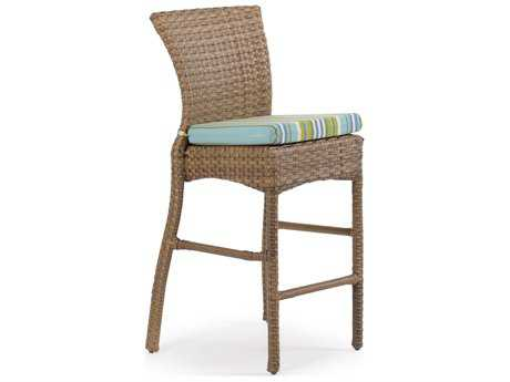 Palm Springs Rattan 6000 Series Bar Height Stool w/ cushion