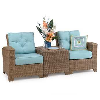 Palm Springs Rattan 6300 Series Lounge Set