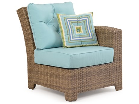 Palm Springs Rattan 6300 Series Right Arm Facing for Sectional Replacement Cushions