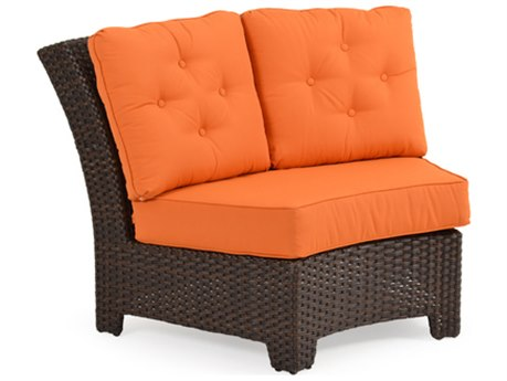 Palm Springs Rattan 6300 Series 45 Degree Wedge Chair for Sectional Replacement Cushions