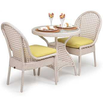 Palm Springs Rattan Dining Set