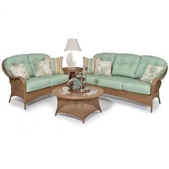 Palm Springs Rattan 6700 Series Lounge Set