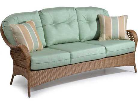 Palm Springs Rattan 6700 Series Deep Seating Sofa