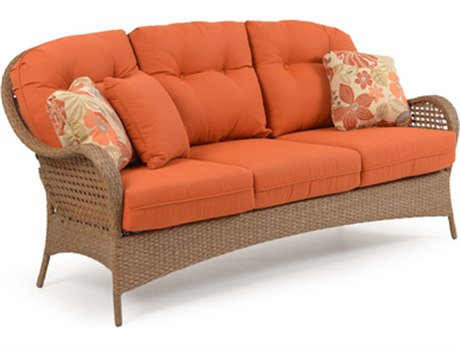 Palm Springs Rattan 6700 Series Deep Seating Sofa Replacement Cushions