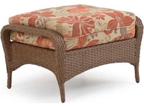 Palm Springs Rattan 6700 Series Ottoman Replacement Cushion